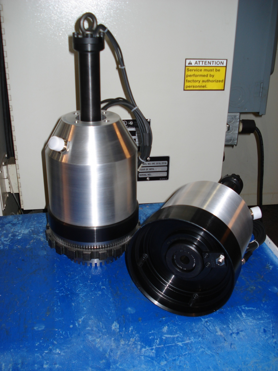 Verifies the bearing is present and not upside down in the Transmission using an LVTD.This tool is connected to the station PLC and provides the operator with an accept/reject light.