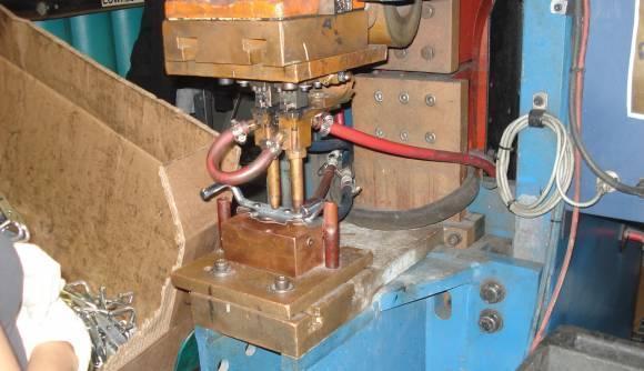 Muffler Bracket weld fixture